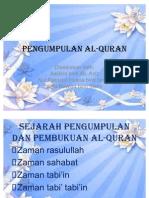 Pengumpulan Al Quran