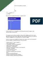 Estrutura básica de um template no Joomla
