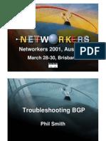 Troubleshooting BGP Net Workers, 2001)