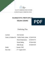 Proposal Marketing