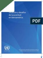 Situación y Desafíos de la Juventud en Iberoamérica - CEPAL 2008