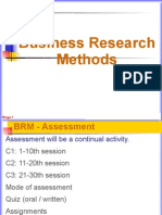 BRM Lecture 1-2