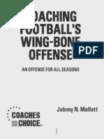 Coaching Footballs Wing-Bone Option