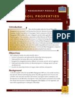 Managing for Soil Erosion, Module 1