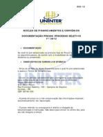 COMUNICADO 004-12 - ANEXO 1 - DOCUMENTAÇÃO PROUNI PROCESSO SELETIVO 1ºsemestre.2012 - GISELE MARINELLI - 16.01.12[1] (1)