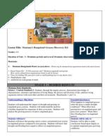 Montana's Rangeland Grasses Discovery Kit, Montana Education Grades 4 - 6