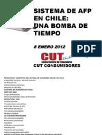 Sistema de Afp en Chile Una Bomba de Tiempo