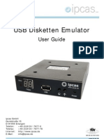 Usb Floppy Emulation Manual