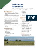 Montana Ecology Education; Lesson Plan 6