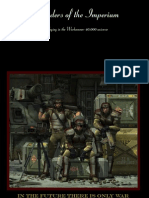 40K Rules for the Unisystem