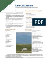 Montana Ecology Education; Lesson Plan 7