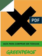 Guia Para Comprar Productos Sin Toxicos - Green Peace