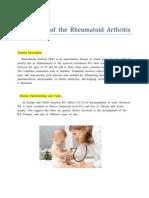 A Disorder of the Rheumatoid Arthritis