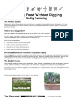 Info Sheet - Growing Food Without Digging