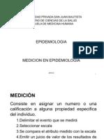 2da Clase Medicion en Epidemiologia 2012-0