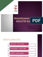 Penanganan Limbah Industri Bakpia 25