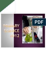 science goals stuart m 2012