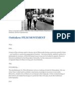 Outtakes - Cinema Plus