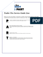 Trailer Tire Service Guide