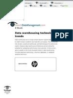 data warehousing technology trends