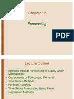Forecasting Opera