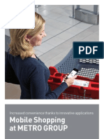 WISSB Publikationen Flyer Mobile-Shopping