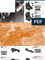Magpul 2012 Catalog Sights, Theory Based Products, Accessories, Gear