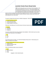 A + Practice Exam (Part 1)