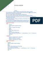 Advanced PLSQL Bulk Collect n Bulk Bind