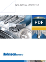Industrial Screens Brochure JOHNSON SCREENS WFD