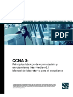Manual de Laboratorio CCNA3