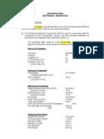 E5 - Geotextiles TDR_rev00