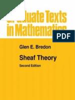 Bredon Sheaf Theory