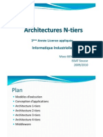 Cours Architecture Ntier
