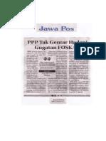 Jawa Pos 28 Jan 2012