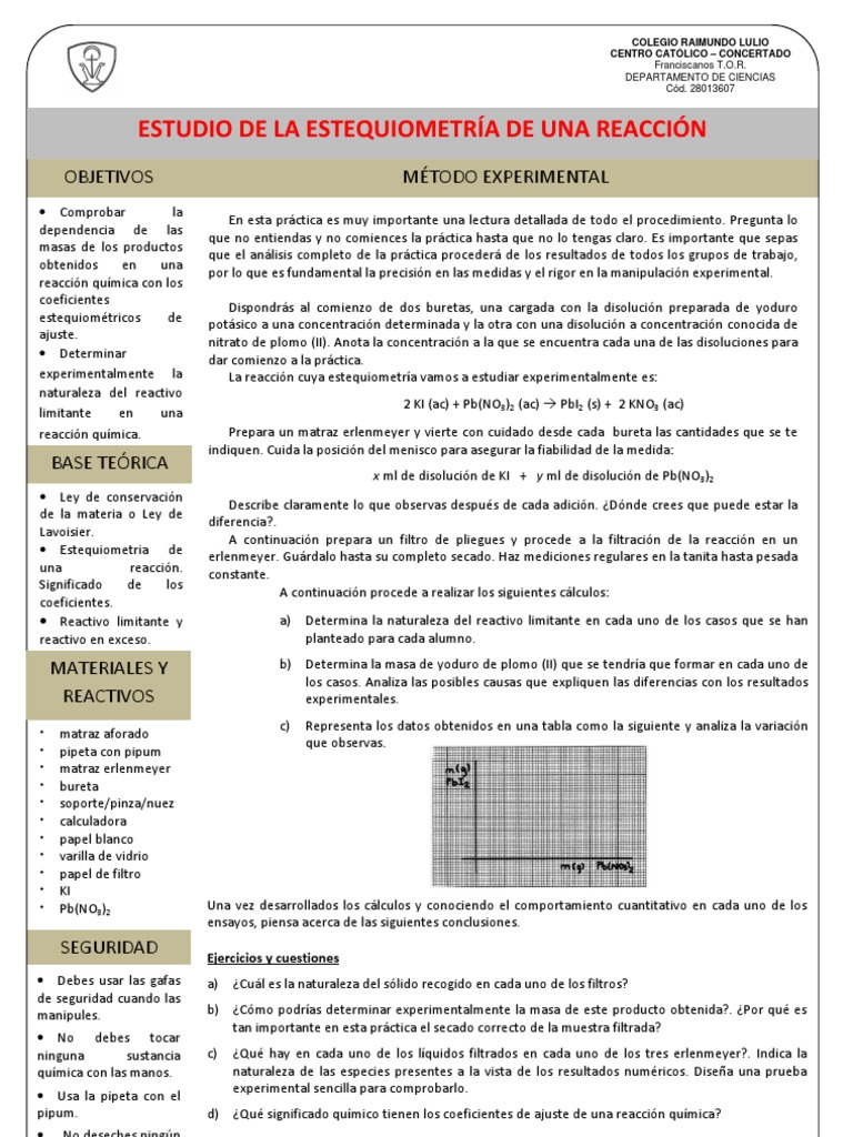 p04 Estequiometria _reactivo Limitante
