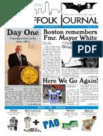 The Suffolk Journal 2/1/2012