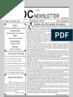 Idc News Letter Feb12