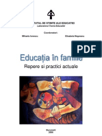 Educatia in Fam