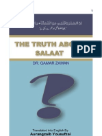 The Truth About Salaat - Eng (Dr Qamar Zaman)