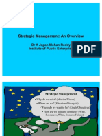 Strategic Management Overview-1