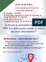 Prevenire are Persoane Care Traiesc Cu HIV