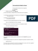 Manual instalación bind9 ubuntu