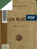 Mantilla, Manuel - San Martín - 1913