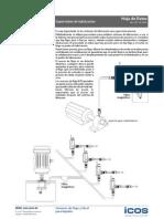 Control Caudal Lubricación Icos