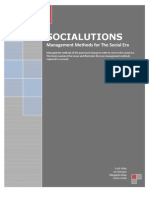 Socialutions - Management Methods for The Social Era eBook
