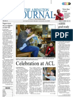 The Abington Journal 02-01-2012