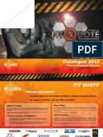 Fit Quote Catalogue