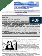 Boletin Nº 18 de la Comisión Exiliados Argentinos en Madrid. Nueva seccion
