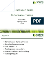 Tomcatx Performance Tuning